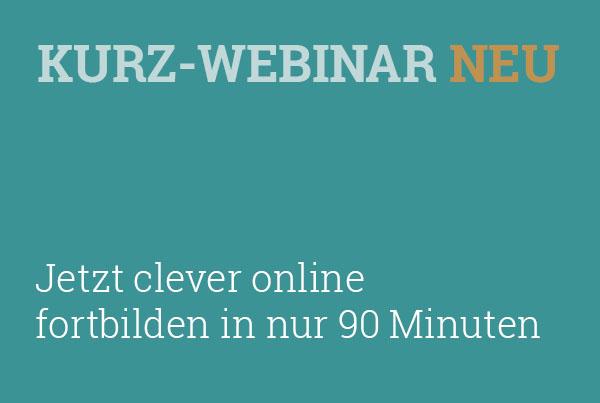 Praxis-Fachwissen in 90 Minuten zu den wichtigsten Themen im Grafik- und Kommunikationsdesign