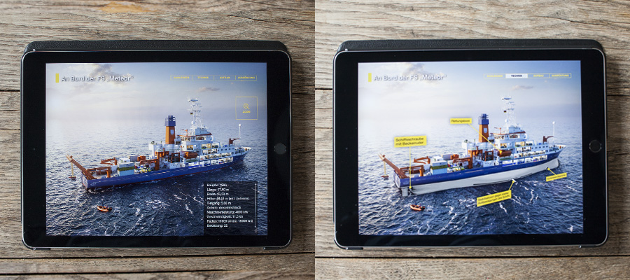 National Geographic Deutschland App Magazin