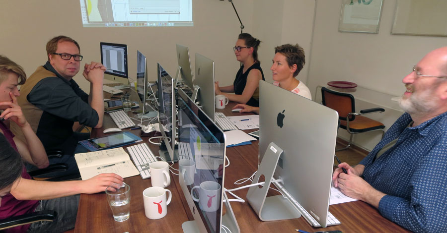 TypeSCHOOL-Workshops ab sofort beim AGD